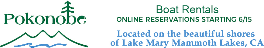 Pokonobe Lodge and Marina Logo